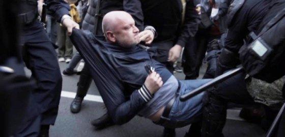 Опиум для демонстрантов
