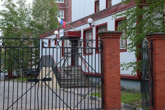 80-е отделение полиции, где, со слов Вадима, он был сильно избит сотрудниками. Фото: Светлана Виданова / «Новая газета»
