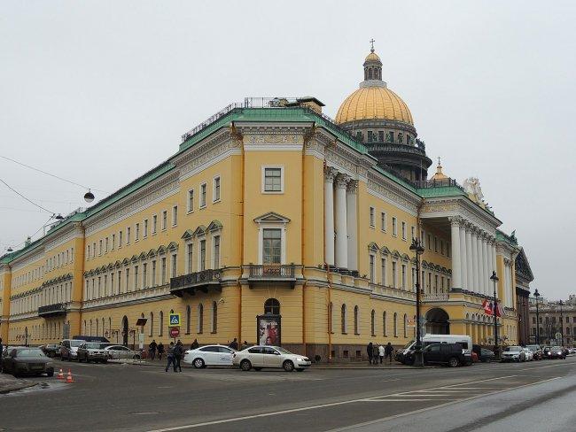 Дом Лобанова-Ростовского. Фото: wikipedia.org