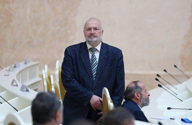 Михаил Амосов. Фото: assembly.spb.ru