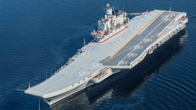 «Адмирал Кузнецов». Фото: wikipedia.org