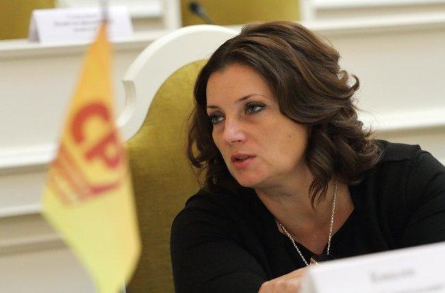 Надежда Тихонова. Фото: zaks.ru