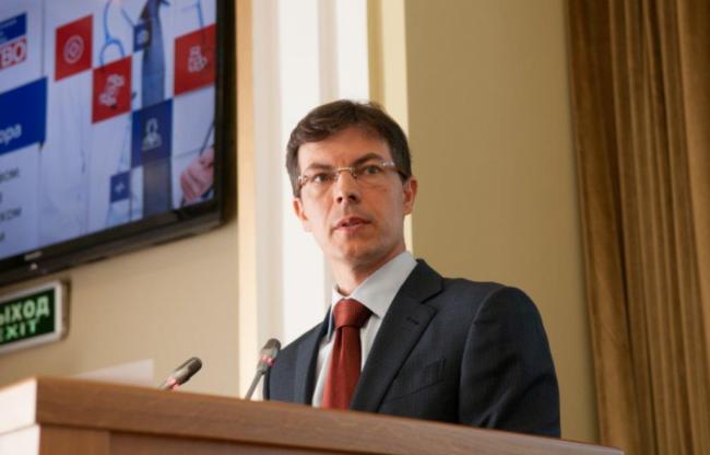Максим Протасов. Фото с сайта Роскачества