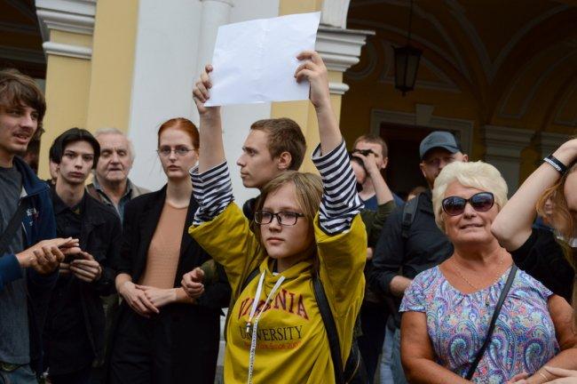 Фото: Екатерина Хабидулина / «Новая газета в Петербурге»