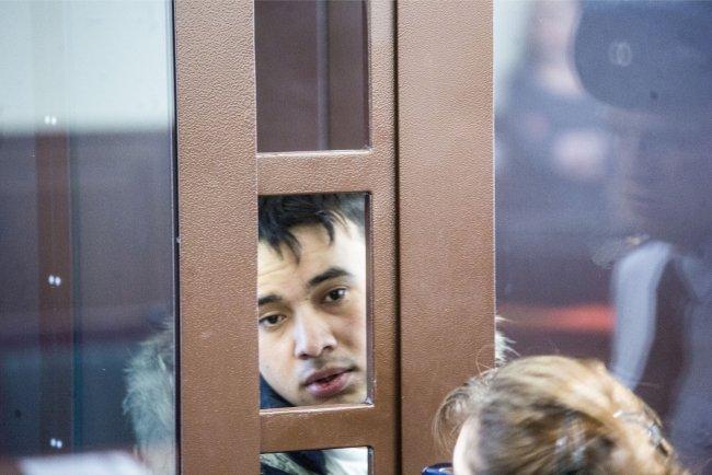 Ибрагимжон Эрматов. Фото: Давид Френкель / Медиазона