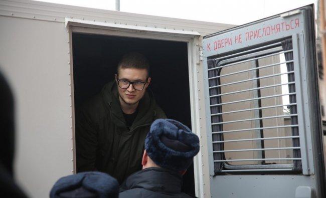 Виктор Филинков. Фото: antifa.fm