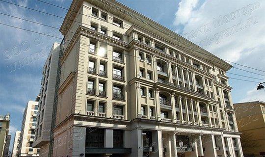 ЖК «Дом на Покровском бульваре. Фото: remont-grand.ru