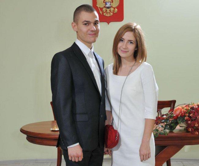Дмитрий и Ангелина Пчелинцевы. Фото из семейного архива