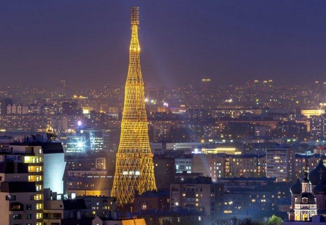 Шуховская башня. Фото: shukhov.ru