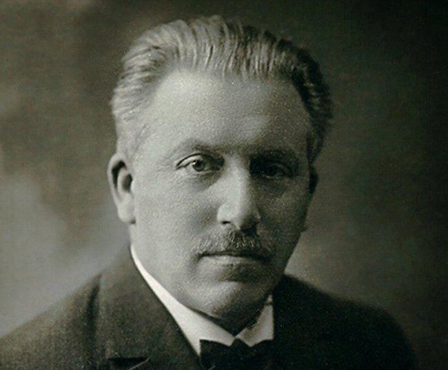 Герман Альбрехт. Фото из семейного архива
