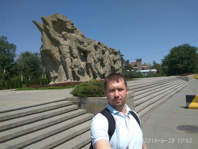 Андрей Карачин. Фото из личного архива