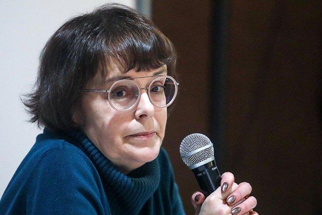 Елена Чижова. Фото: ТАСС