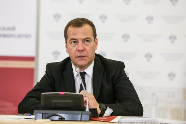Дмитрий Медведев поручил выделить первые 430 миллионовна проектирование кампуса. Фото: Фото: spbu.ru