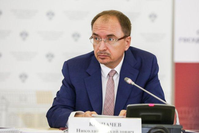 Ректор СПбГУ Николай Кропачев. Фото: spbu.ru