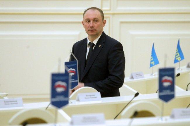 Александр Ходосок. Фото: gov.spb.ru