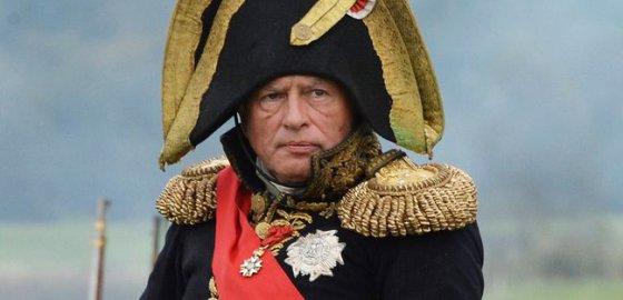 Отождествлял себя с Наполеоном…