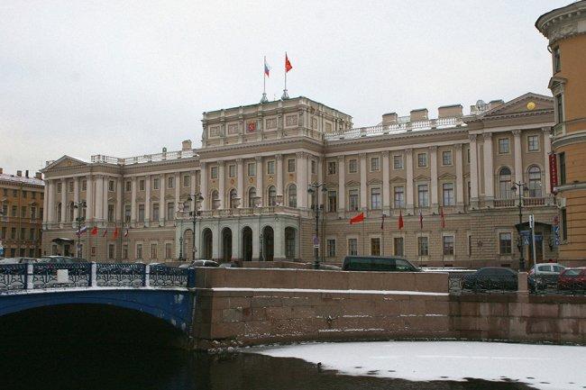 Мариинский дворец в Петербурге. Фото: assembly.spb.ru