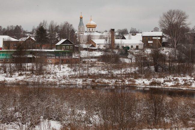 Село Мошенское. Фото: Елена Лукьянова / «Новая в Петербурге»
