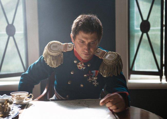 Павел Прилучный в роли Пестеля. Фото: kinopoisk.ru