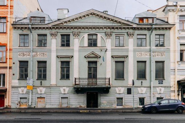 Дом Брюллова (Кадетская линия, 21). Фото: ВООПИиК