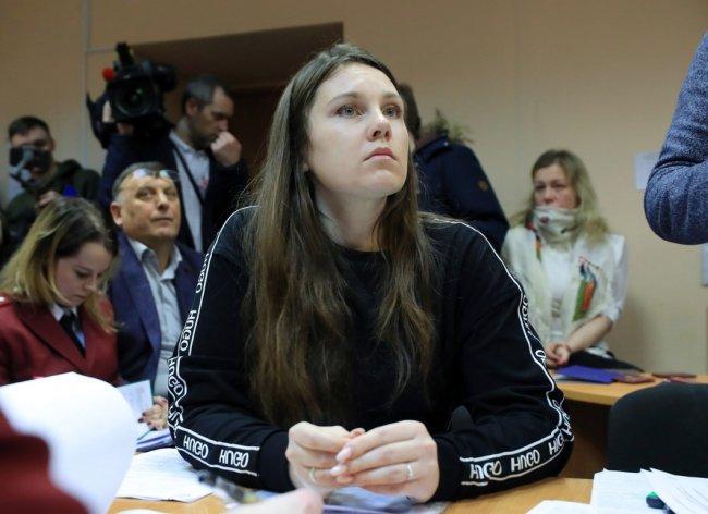 Алла Ильина. Фото: Петр Ковалев / ТАСС