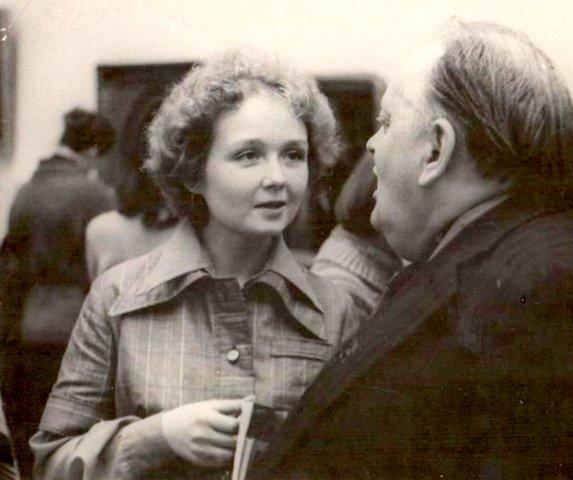 Ольга Мусакова. Фото из архива Ольги Николаевны