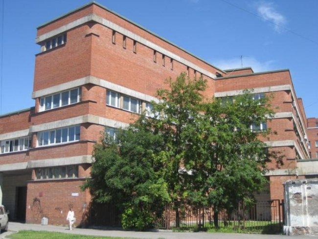 Покровская больница в Петербурге. Фото: wikimapia.org