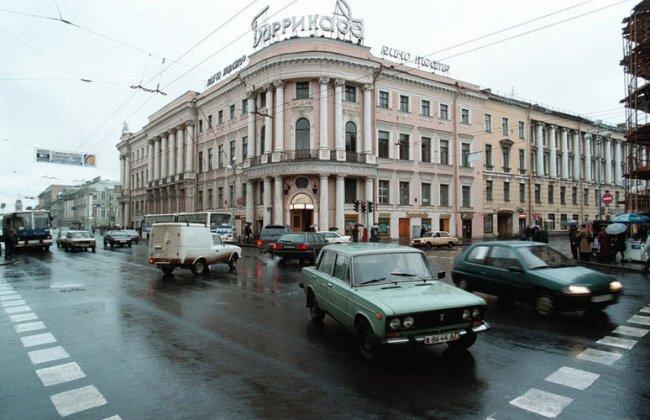 Санкт-Петербург. 1998 год. Фото: Анатолий Мальцев / EPA-EFE