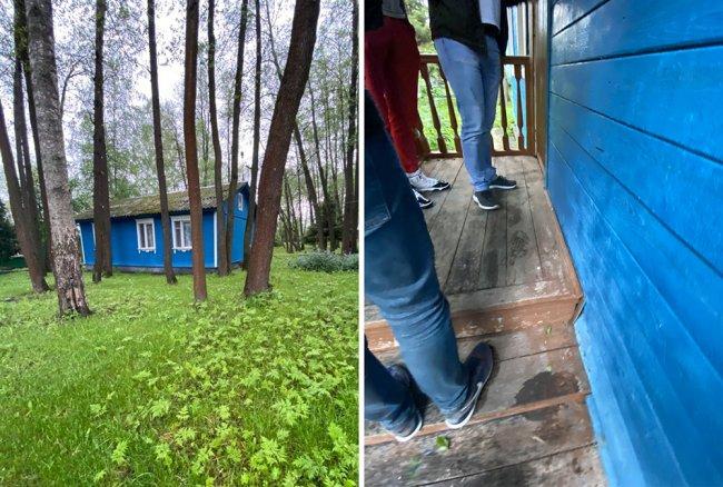 Обсерватор «Лесные поляны». Фото прислано героями публикации