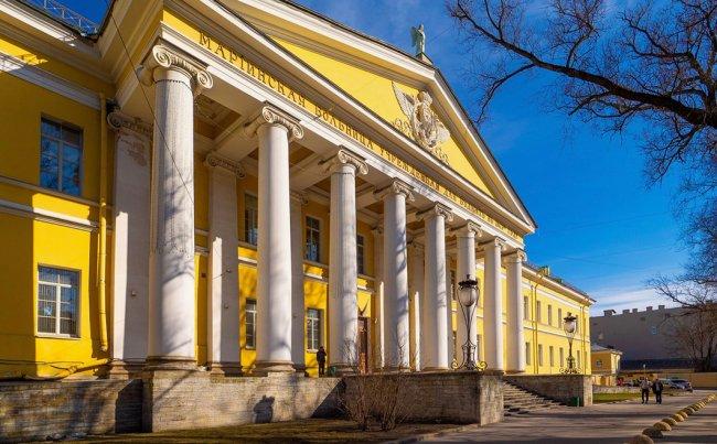 Мариинская больница в Санкт-Петербурге. Фото: mariin.ru