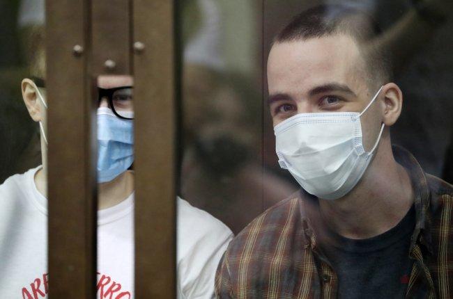 Виктор Филинков или Юлий Бояршинов. Фото: Петр Ковалев / ТАСС
