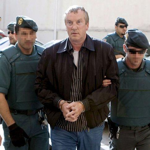 Задержание Геннадия Петрова 13 июня 2008 года на Майорке в рамках самой крупной в мире операции спецслужб против «русской мафии». Фото: EPA