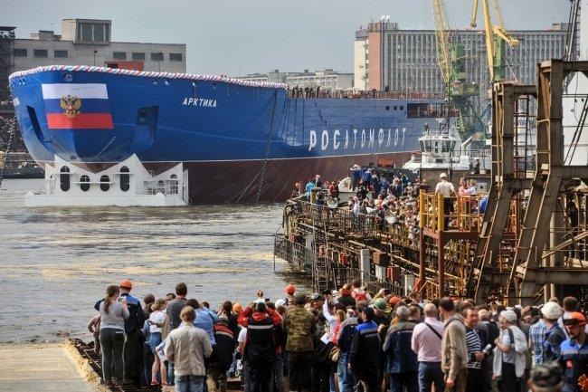 Ледокол «Арктика». Фото: РИА Новости