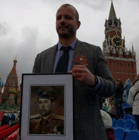 Игорь Дамьянович. Фото из соцсетей