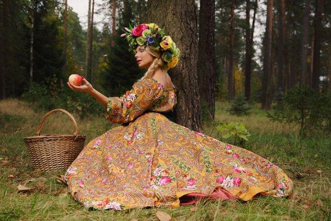 Светлана Исаева (Ustinia). Фото: @ustiamuza
