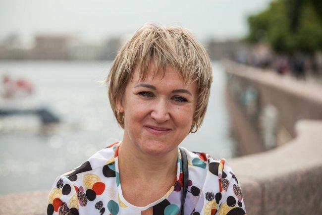 Светлана из Ярославля. Фото: Елена Лукьянова / «Новая газета»