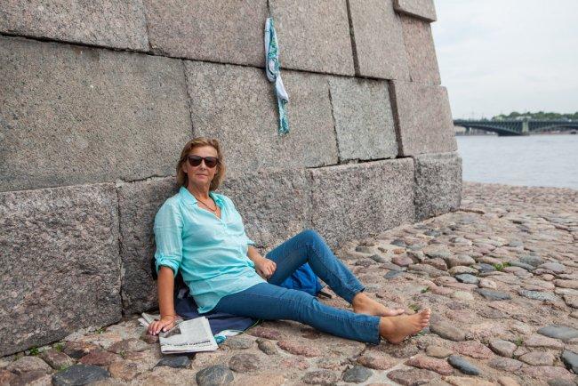 Валентина. Фото: Елена Лукьянова / «Новая газета»