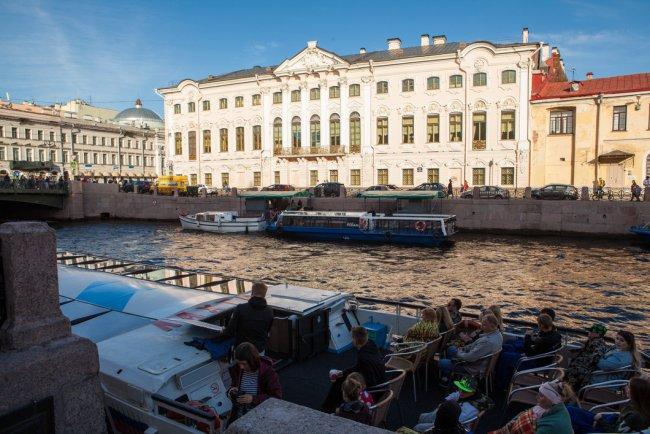 Строгановский дворец. Фото: Елена Лукьянова / «Новая»