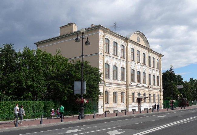 Здание на Лафонской улице