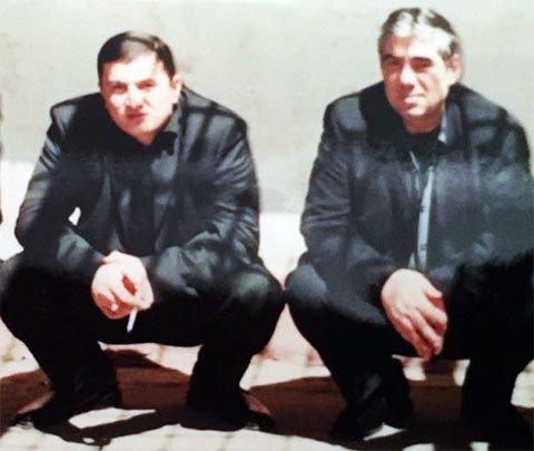 Салифов и Рауль Руставский. Фото из соцсетей