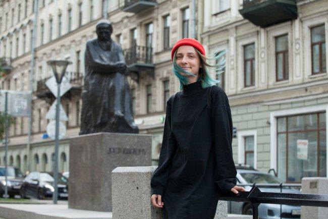 Юлия Куманева. Фото: Елена Лукьянова / «Новая в Петербурге»