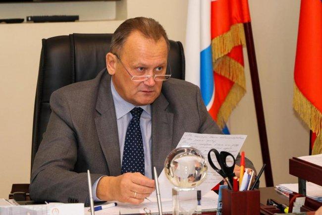 Геннадий Орлов. Фото: пресс-служба Администрации Выборгского района Ленобласти