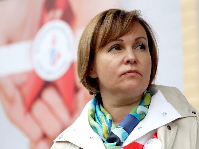 Анна Митянина. Фото: Петр Ковалев / ТАСС