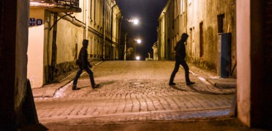 Город хищений, арестов и стрельбы