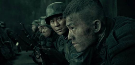 В Петербурге представят самый кассовый фильм года —китайскую военную драму «Восемьсот»