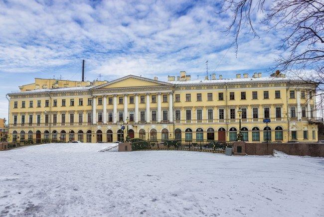 Дом Адамини в Петербурге. Фото: wikipedia.org