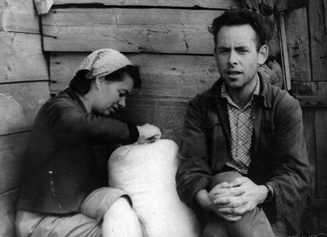 Яков Гордин и Наталия Рахманова. Фото из семейного архива