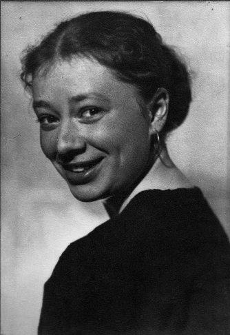 Наталия Рахманова. Фото из семейного архива