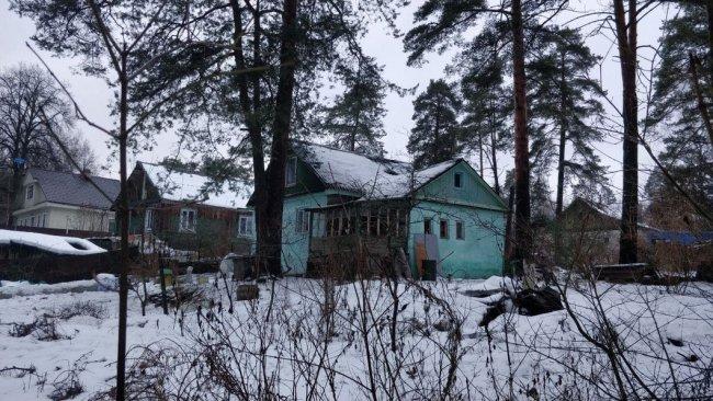 Дом Маргариты Юдиной. Фото: Денис Коротков \ «Новая»