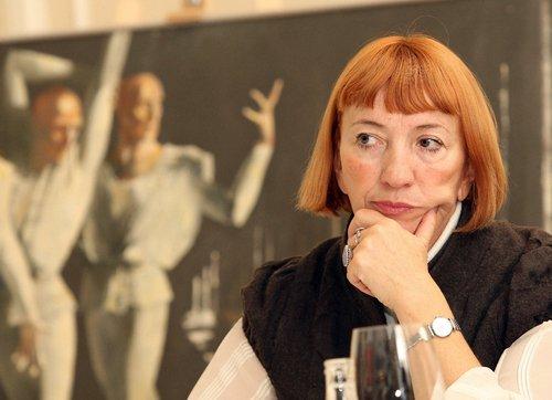 Людмила Фомичева. Фото: Интерпресс